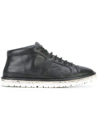 Marsèll lace up sneakers (zwart)