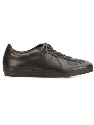 Hender Scheme 'MIP5' panelled sneakers (zwart)