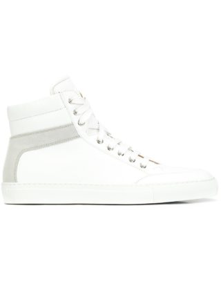 Koio Primo Bianco hi-top sneakers (wit)