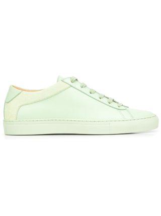 Koio Capri Menta sneakers (groen)