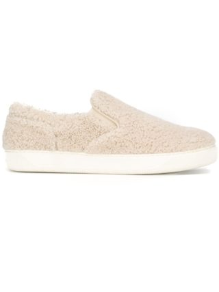 Moncler 'Roseline' sneakers (wit)