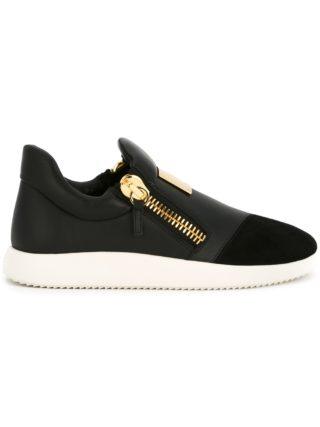Giuseppe Zanotti Design Runner low-top sneakers - Black