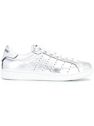 Dsquared2 Santa Monica sneakers - Metallic