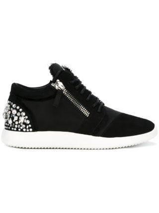 Giuseppe Zanotti Design Melly low top sneakers - Black