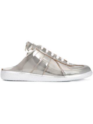 Maison Margiela Replica mule sneakers (zilver)