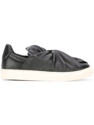 Ports 1961 knotted trainers (zwart)