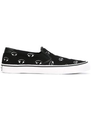Kenzo Eyes sneakers (zwart)
