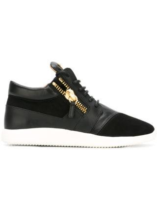 Giuseppe Zanotti Design Shark 5.0 sneakers (zwart)