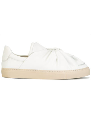 Ports 1961 knotted sneakers (wit)