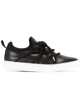 Alejandro Ingelmo laced sneakers (zwart)