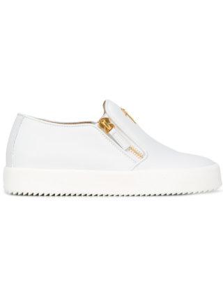 Giuseppe Zanotti Design Eve slip-on sneakers - White