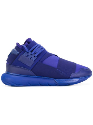 Y-3 Qasa low-top sneakers - Pink & Purple
