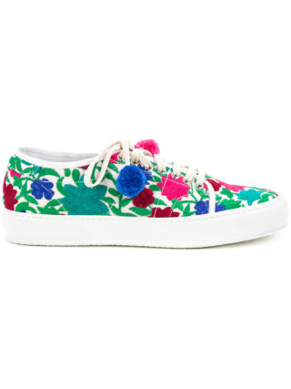 Joshua Sanders Airoa lace-up sneakers (multicolor)