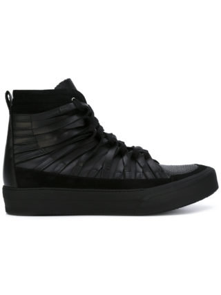 Damir Doma lace-up sneakers (zwart)