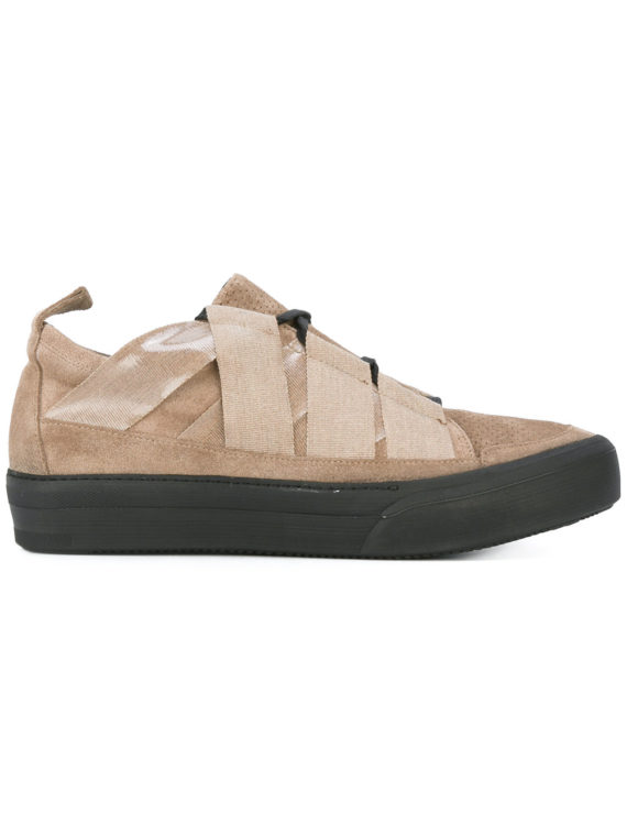 Damir Doma low top sneakers – Nude & Neutrals