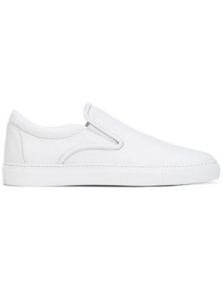 Aiezen slip-on sneakers (wit)