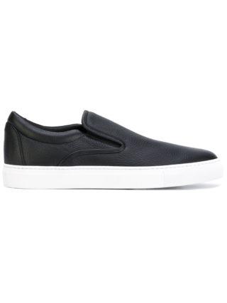 Aiezen slip-on sneakers (zwart)