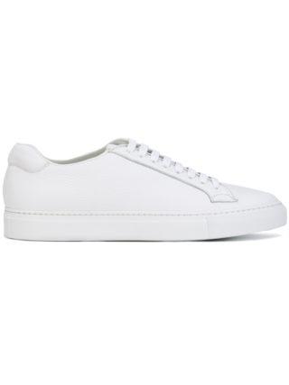 Aiezen lace-up sneakers (wit)