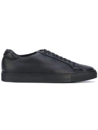 Aiezen lace-up trainers (zwart)