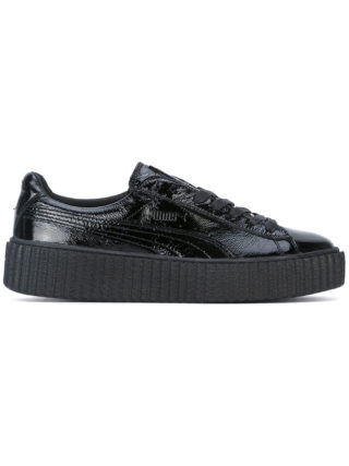 Fenty X Puma lace-up sneakers - Black