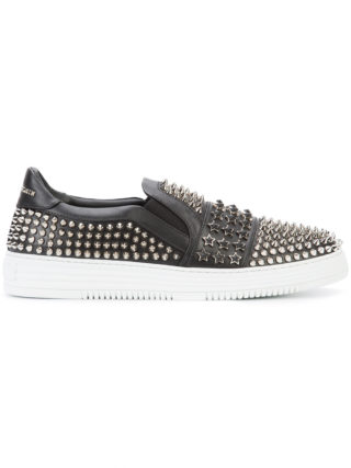 Philipp Plein Brothers sneakers (zwart)