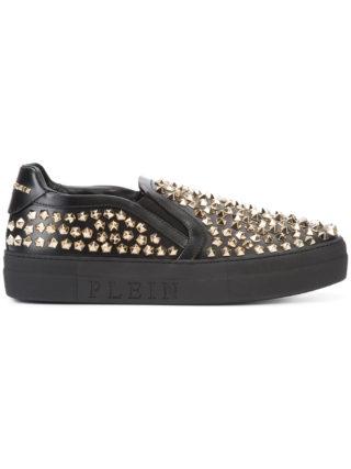 Philipp Plein Berlin sneakers (zwart)