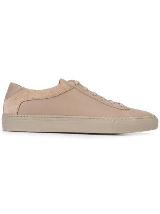 Koio Capri Taupe sneakers (bruin)