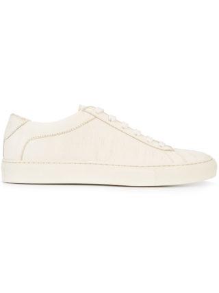 Koio Capri Vaniglia sneakers (wit)