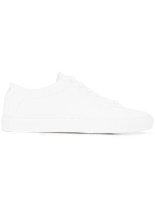 Koio Capri Bianco Canvas sneakers (wit)