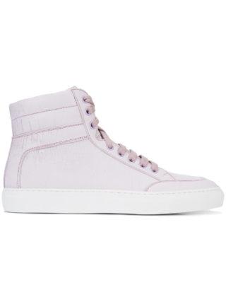Koio Primo Lavanada hi-top sneakers (roze/paars)