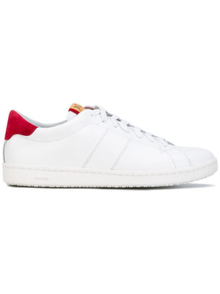 Visvim lace-up sneakers (rood)