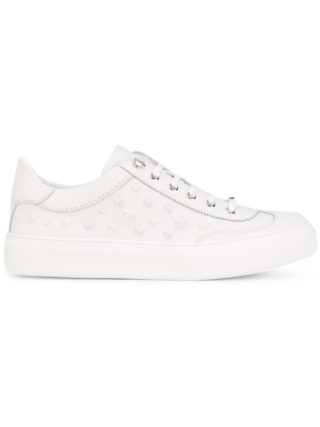 Jimmy Choo 'Ace' sneakers (wit)