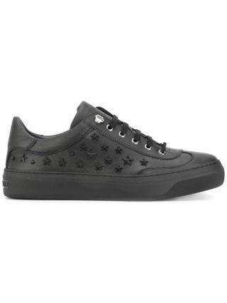 Jimmy Choo 'Ace' sneakers (zwart)