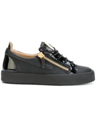 Giuseppe Zanotti Design Nicki low-top sneakers - Black