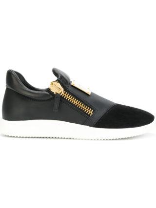 Giuseppe Zanotti Design Runner sneakers - Black