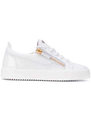 Giuseppe Zanotti Design Nicki low-top sneakers - White