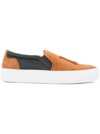 Joshua Sanders LA slip-on sneakers (bruin)