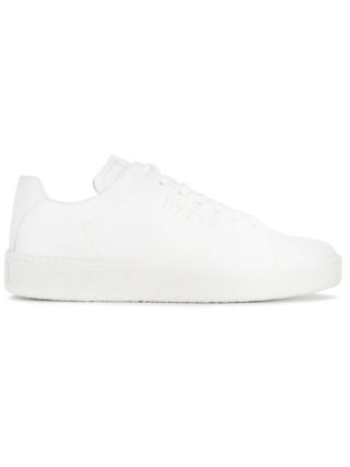 Eytys White Leather Ace Sneakers