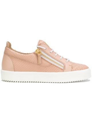 Giuseppe Zanotti Design Nicki low-top sneakers - Pink & Purple