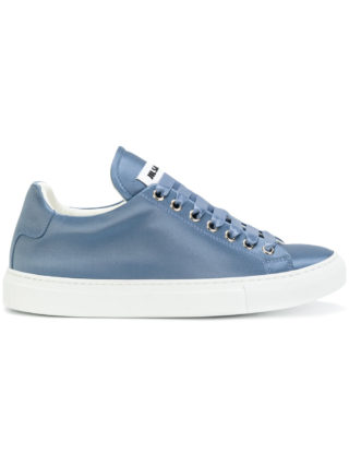 Jil Sander lace up trainers (blauw)