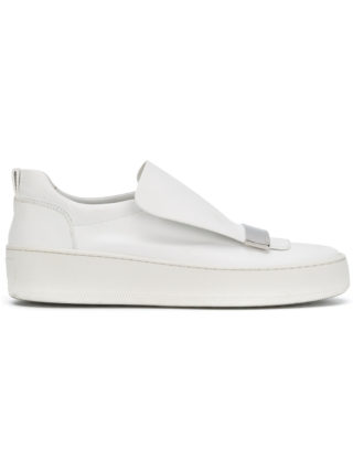 Sergio Rossi Blair slip on sneakers (wit)