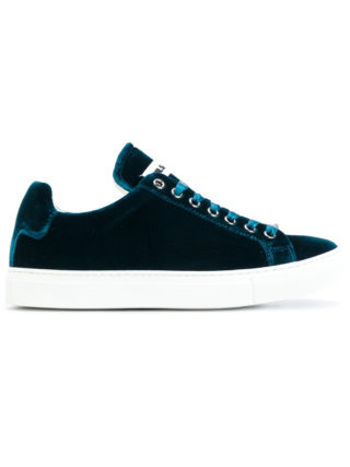 Jil Sander lace up trainers (groen)