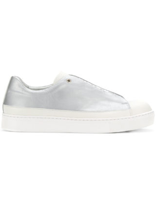 Issey Miyake Men Flyfront sneakers (grijs)