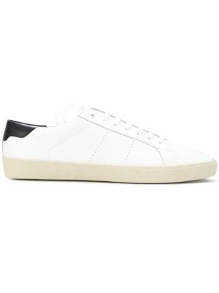 Saint Laurent Court Classic sneakers - White