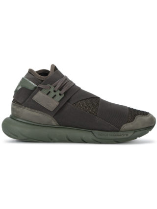 Y-3 Qasa high sneakers - Black