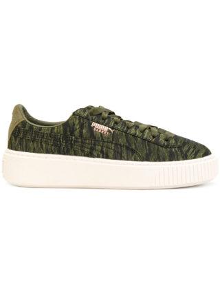 Puma Basket sneakers - Green