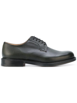 Church's classic derby shoes (groen)