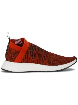Adidas Originals Red NMD CS2 Primeknit Trainers