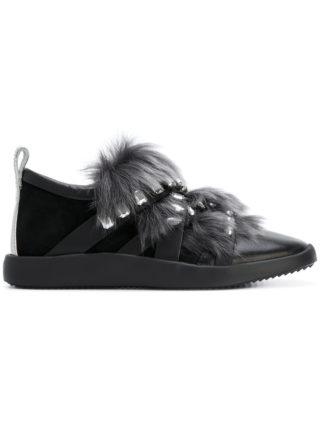 Giuseppe Zanotti Design Christie Winter sneakers (zwart)