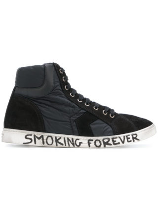 Saint Laurent Joe sneakers (zwart)